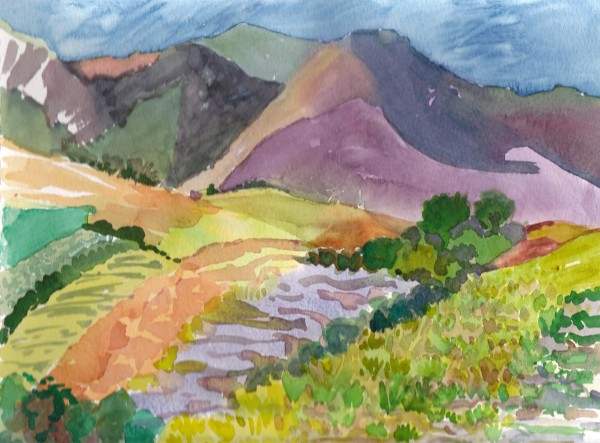 Mountains Banyuls