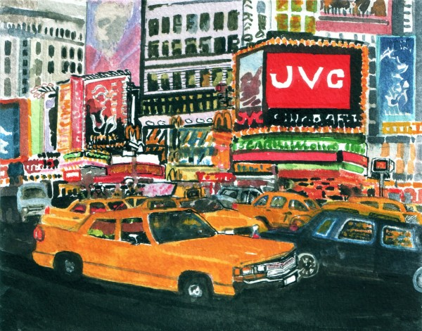 JVC taxis